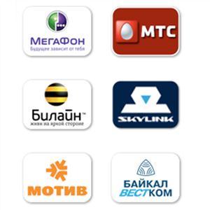 Операторы сотовой связи Сковородино
