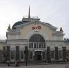 Железнодорожные вокзалы в Сковородино