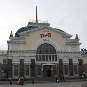 Железнодорожные вокзалы Сковородино